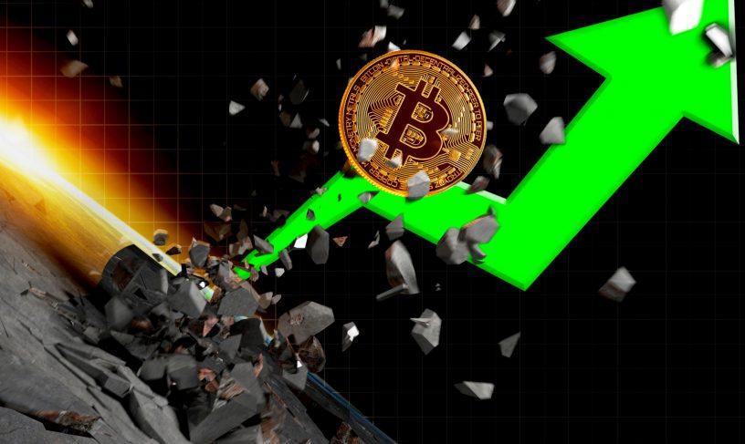 علت افزایش بیت کوین تا 10200 دلار