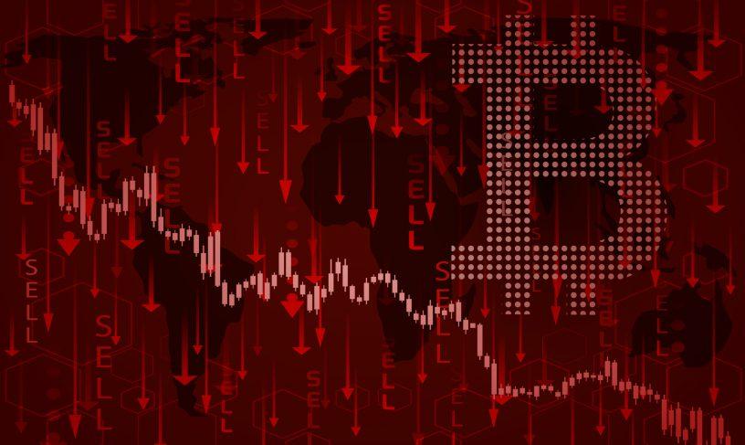 علل ریزش قیمت امروز بیت کوین چیست؟
