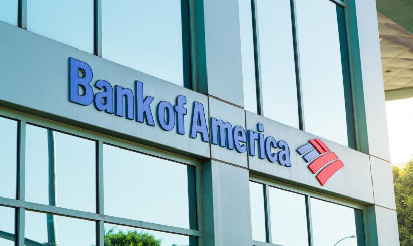 """بیت کوین به اندازه ی """"بانک آمریکا"""" ارزشمند است!"""