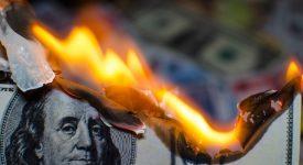 بحران بانکی بزرگ در راه است. بیت کوین بخرید!