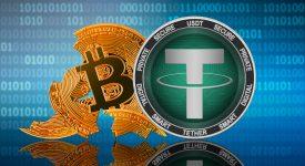 تتر بازار بیت کوین را بر همه زده است!