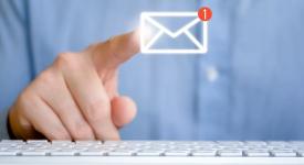 قابلیت امکان ارسال ایمیل در شبکه اتریوم