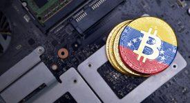با فروپاشی اقتصاد ونزوئلا ارتش این کشور به استخراج ارزهای دیجیتال روی آورده است.