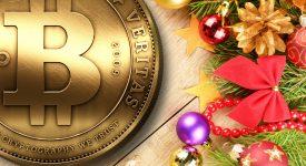 هدیه بیت کوین (BTC) به تریدرها با ثبت رکوردی جدید در روز کریسمس!