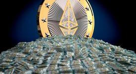 اتریوم، دومین رمزارز برتر بازار، رکورد خود را در سال 2020 شکست