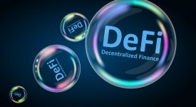رشد چشمگیر سرمایه قفل شده در پروتکل های دیفای (DeFi)