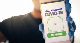 گذرنامه های دیجیتالی سلامت به زودی صادر خواهند شد!