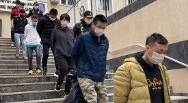 یک باند چینی کلاهبرداری در حوزه ارزهای دیجیتال در ترکیه دستگیر شد