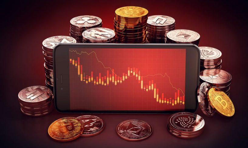 بیت کوین و بازار ارزهای دیجیتال به دنبال انتشار شایعاتی از وزارت خزانه داری امریکا سقوط کرد