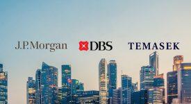 بانک JPMorgan با همکاری DBS یک شرکت جدید بلاکچینی تاسیس خواهد کرد