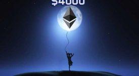 اتریوم برای اولین بار در تاریخ خود به کانال 4000 دلار صعود کرد!