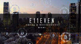 شرکت املاک E11EVEN پشتیبانی خود از ارزهای دیجیتال برای خرید خانه را اعلام کرد